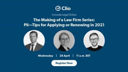 Webinar: PII—Tips for Applying or Renewing in 2021